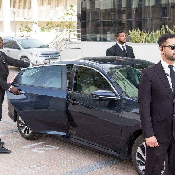 Al Fajer Security Mangement personals
