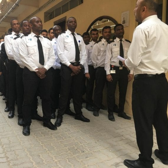Al Fajer Security Mangement